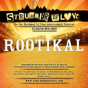 Rootikal - Strummer of Love Mixtape