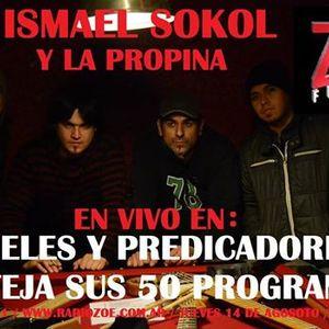 Programa 50 de Ángeles & Predicadores (segunda temporada)