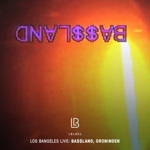 Los Bangeles Soundsystem LIVE @ Ba$$land (Groningen NL, June 9th 2017)