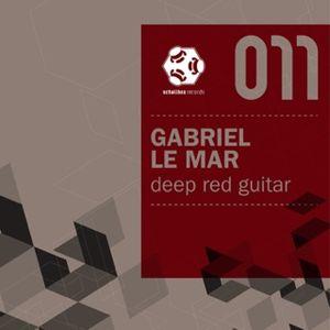 Gabriel Le Mar: Deep Red Guitar - mixes in-the-mix