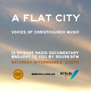 RDU 98.5FM A Flat City Documentary Episode 3 - Electronic & Delicious