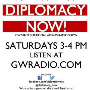 Diplomacy Now! Season 4 Episode 4 (10/17/15)