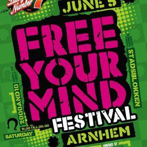 Baggi Begovic @ Free Your Mind Festival (05-06-10)