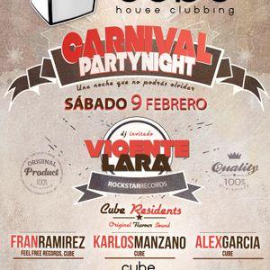 2. A. Garcia @ Cube House Clubbing (Carnival Party Night) - 09Feb.2013