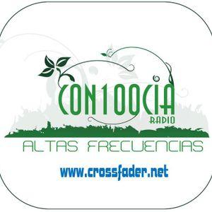 Con100cia Radio Podcast #3 15/04/2013 @crossfadernet