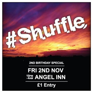 Tom Burns LIVE @ Shuffle's 2nd birthday - 2/11/2012