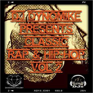 Classic Hip-Hop  and Rap vol 2
