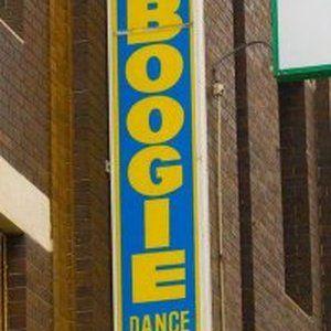 Boogie Dance Cafe - 22 July 2017 with Mr Webster