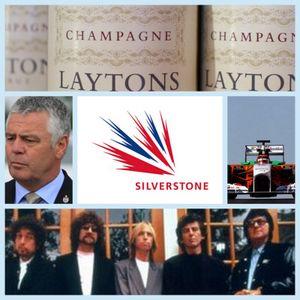 Matthew Layton - Radio Silverstone - 18/11/2011 - Traveling Wilburys Special