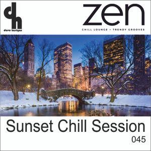 Sunset Chill Session 045 (Zen FM Belgium)