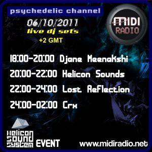 Meenakshi @ Midiradio Vol1 a (The black Dwarf mix)