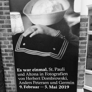 """neo....14.3.2019.... """"Es war einmal. St. Pauli und Altona in Fotografien...."""" Kunsthaus Stade"""