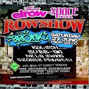 Kölsch - Live at elrow Ibiza from Space Ibiza - 27.06.2015