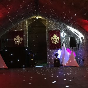Cardiff Castle Christmas Party sample 7th December 2018