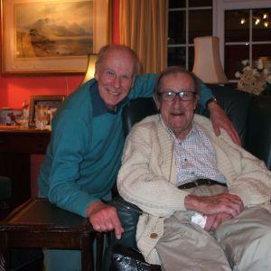 John Hannam Meets Shaw Taylor