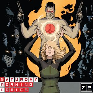 "Saturday Morning Comics #71 ""Gushing"""