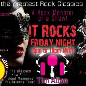 20180105 iT Rocks Friday Night on Puritans Radio