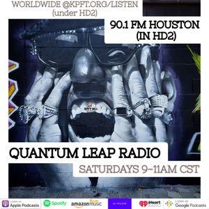 QUANTUM LEAP RADIO: Leap 248 {QUANNUM SOUL episode (Jun. 26, 2021)}