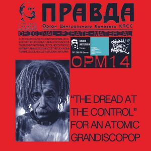 Original Pirate Material #14 12 The Dread @ The Control