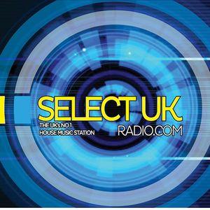 Select UK Radio 24th April 2015 - Explicit