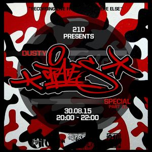 210 Dusty Crates Special 17. // Trackside Burners x ITCH FM //
