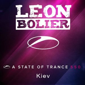 Leon Bolier - Live at IEC in Kiev, Ukraine (ASOT 550) (10.03.2012)