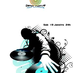 peter native @ root sessions live at bowling house 19/01/2013 barcelos portugal
