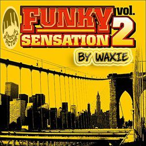 FUNKY SENSATION VOL 2
