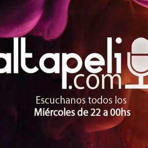 Alta Peli. Programa del miércoles 23/7 en Radio iRed HD.