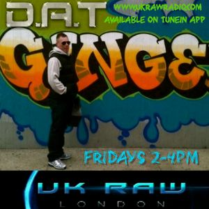 D.A.T LIVE ON WWW.UKRawradio.com july 24th 2015 Ukg & Bass