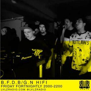 BFDB | 2.9.16 | @LVLZRADIO @USURPDJ