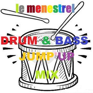 """JUMP UP"" DRUM & BASS MIX / 2001 / LE MENESTREL"