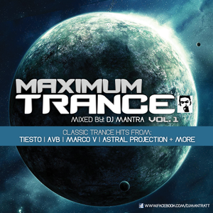 Maximum Trance [2002] mixed by Dj Mantra