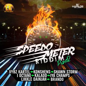 "Mr. Bruckshut - ""Speedometer Riddim Pt. 2 (2015) Mix"""