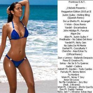Reggaeton Edition Pt. II 2015