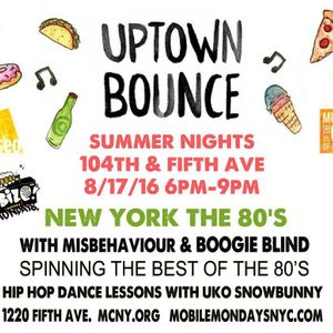 Misbehaviour + Boogie Blind Live 45 set at The Museum Of The City Of New York