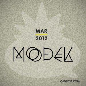 OMGITM SUPERMIX MARCH 2012 - MODEK