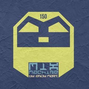 Andy Mart - Mix Machine@DI.FM 150