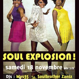 A Soul Explosion Mix by Julien Renou