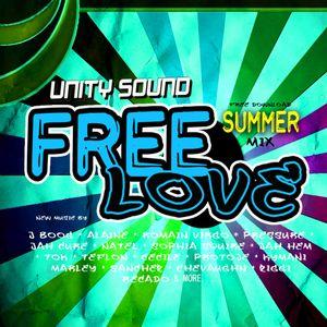 Free Love Summer Mix 2011