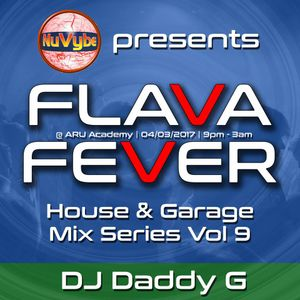 Daddy G - Flava Fever Mix Series Vol 9