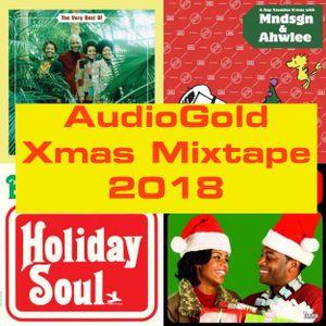 Audio Gold Xmas Mixtape 2018