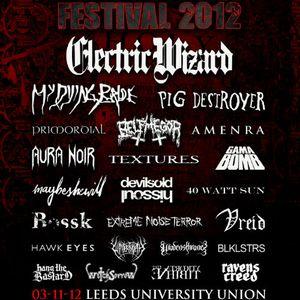 Full Metal Racket 2nd November 2012