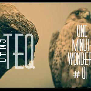 Dany Teq @ One Minute Wonders #01