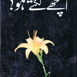 ACHAYE LAGTEY HO FOUTH BOOK IN VOICE OF ZAHID AMEER 09/06/2017
