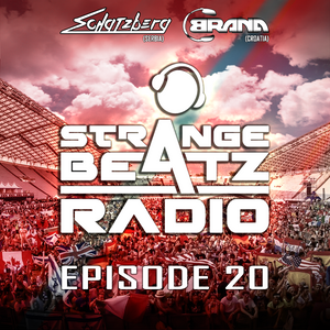 Strange Beatz Radio with Mike Crepkey - Episode 20 - 21/JUNE/2014