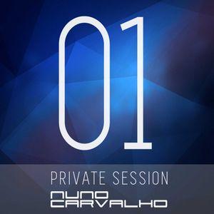Private House Music Session 01 - Fev 2015 - DJ Nuno Carvalho