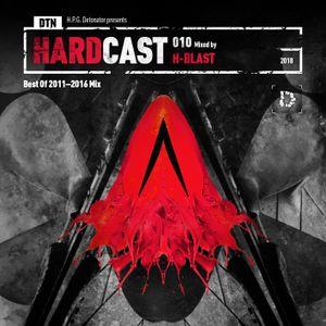 VA - DTN HARDCAST 010: H-BLAST - Best Of 2011-2016 Mix (2018)