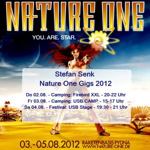 Stefan Senk - Nature One 2012 USB Stage 2012-08-04