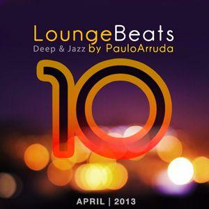 Lounge Beats 10 by Paulo Arruda
